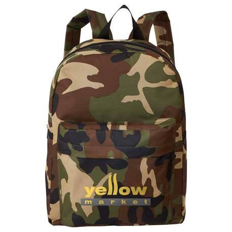 "Valley Camo 15"" Computer Backpack"