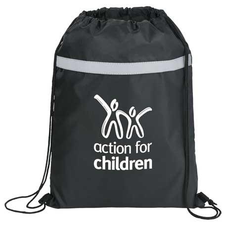 Reflecta Pocket Drawstring Bag