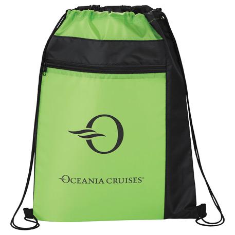 Color Pop Drawstring Bag