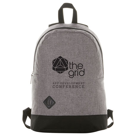 "Graphite Dome 15"" Computer Backpack"