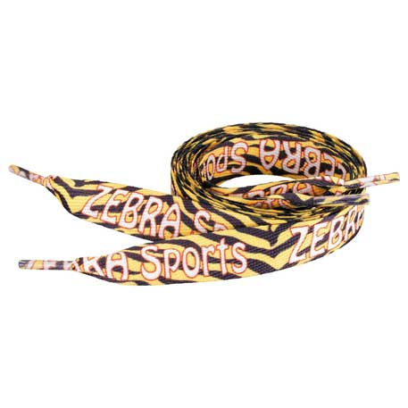 "Full Color Shoelaces - 3/4""W x 27""L"