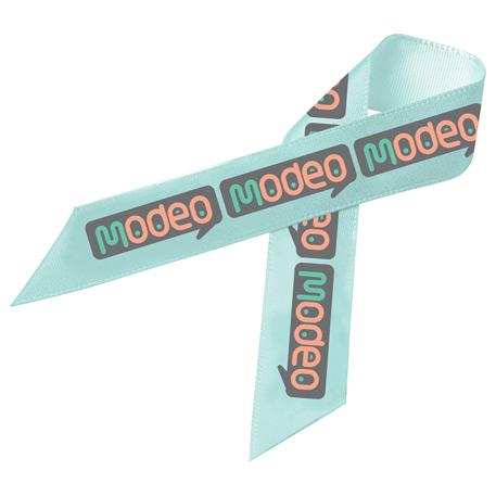 Full Color Awareness Ribbon with Pin
