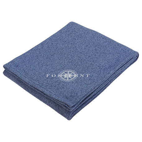 Heathered Fleece Blanket
