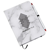 "5"" x 7"" Marble Notebook"