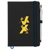 "5"" x 7"" Color Accent Notebook"