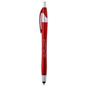 Cougar Metallic Ballpoint Pen-Stylus
