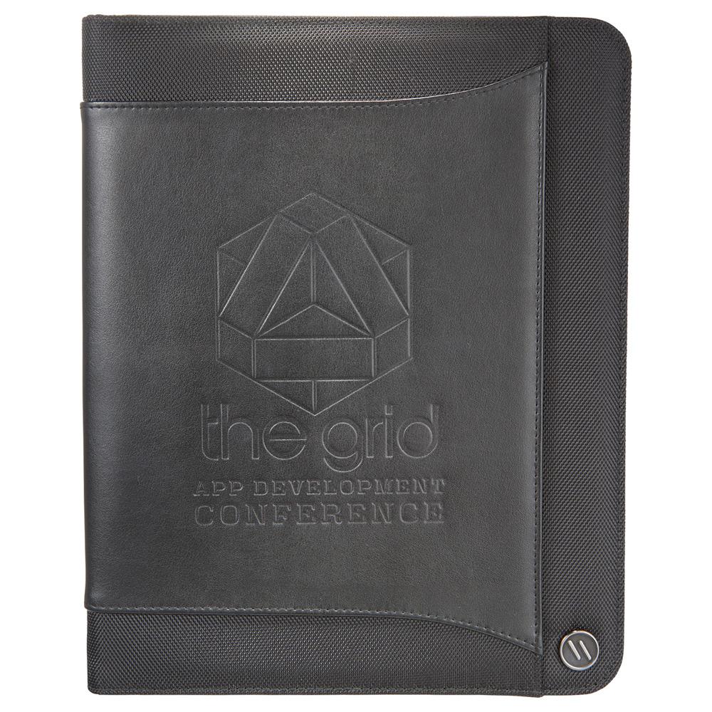 elleven™ Core Zippered Padfolio
