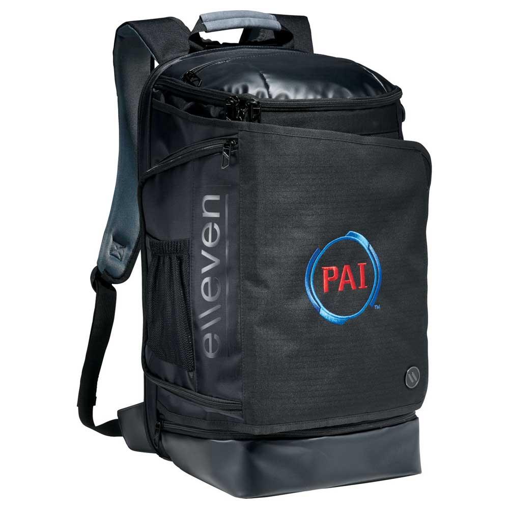"""elleven™ Pack-Flat 17"""" Computer Backpack"""