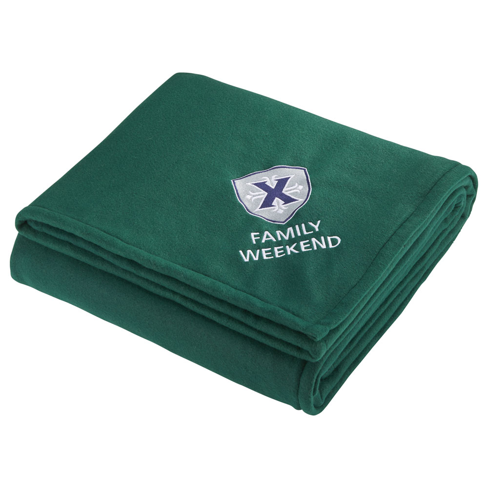 Fleece-Sherpa Blanket