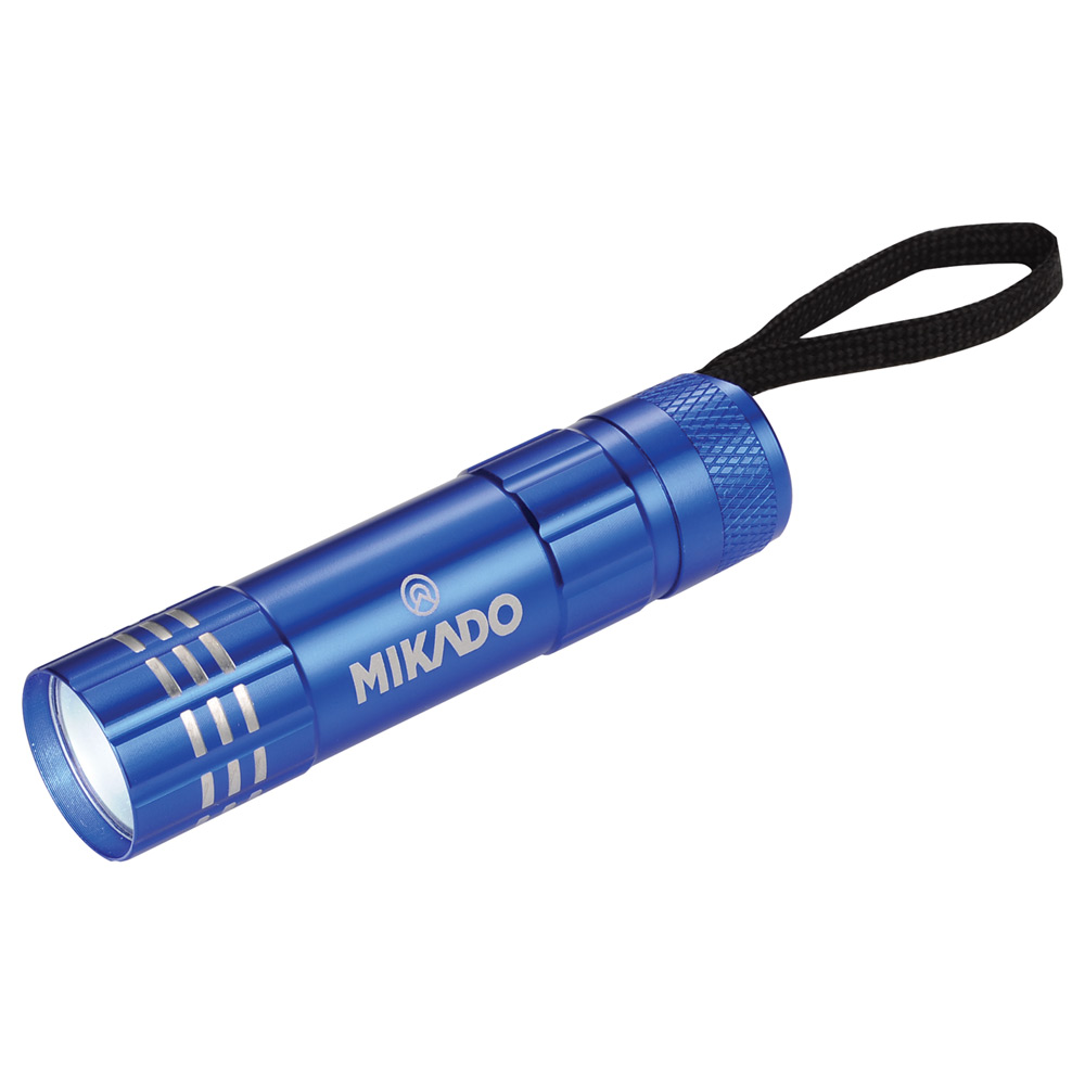 COB Flare Flashlight with Bottle Opener