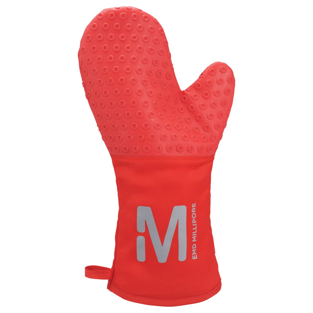 Silicone Grilling Mitt