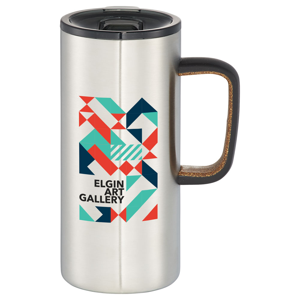 Valhalla Copper Vacuum Insulated Mug 16oz