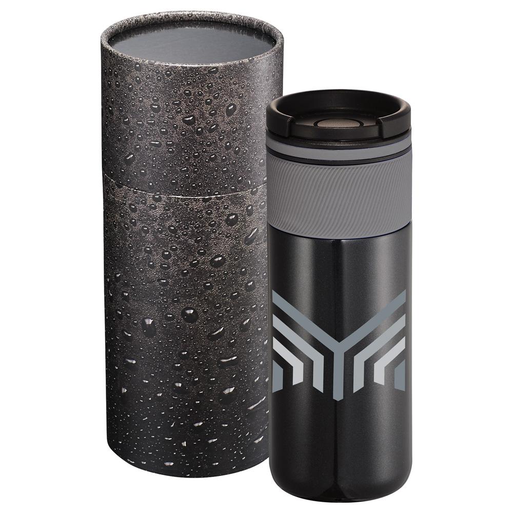Antin Leak Proof Tumbler 16oz With Cylindrical Box