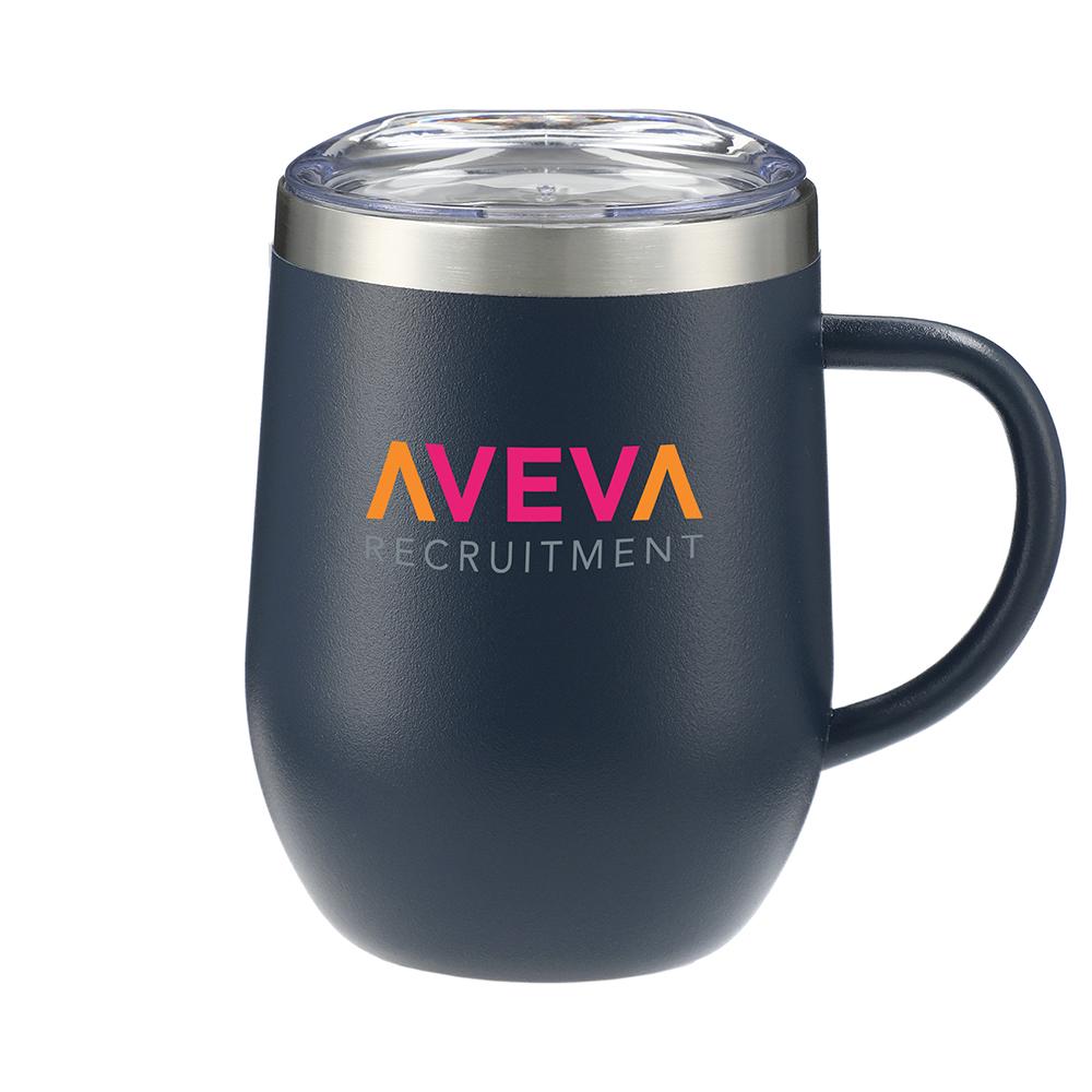 Brew Copper Vacuum Insulated Mug 12oz