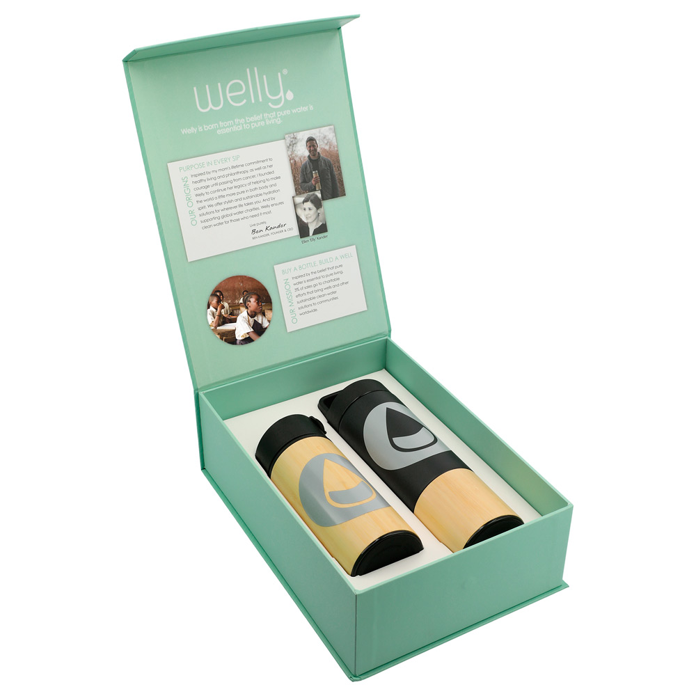 Welly® Original & Traveler Bundle Set