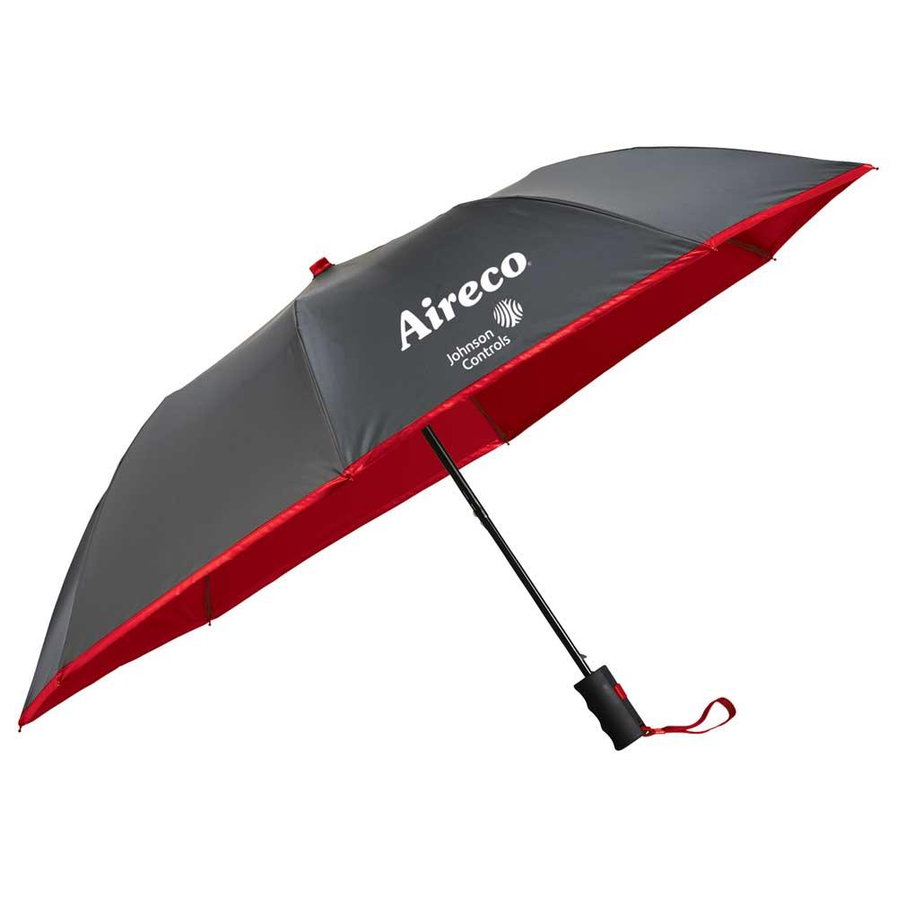 "42"" Auto Open Folding, Color Splash Umbrella"