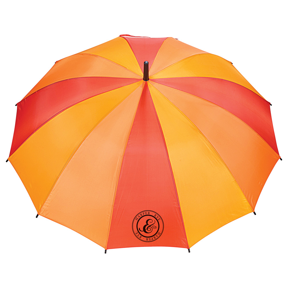 """47"""" 12 Panel Auto Open Fashion Umbrella"""