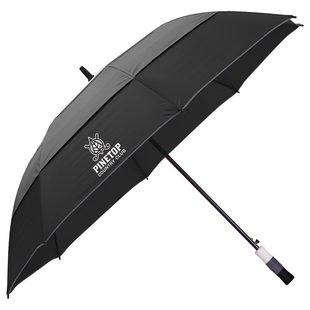"60"" Double Vented Golf Umbrella"