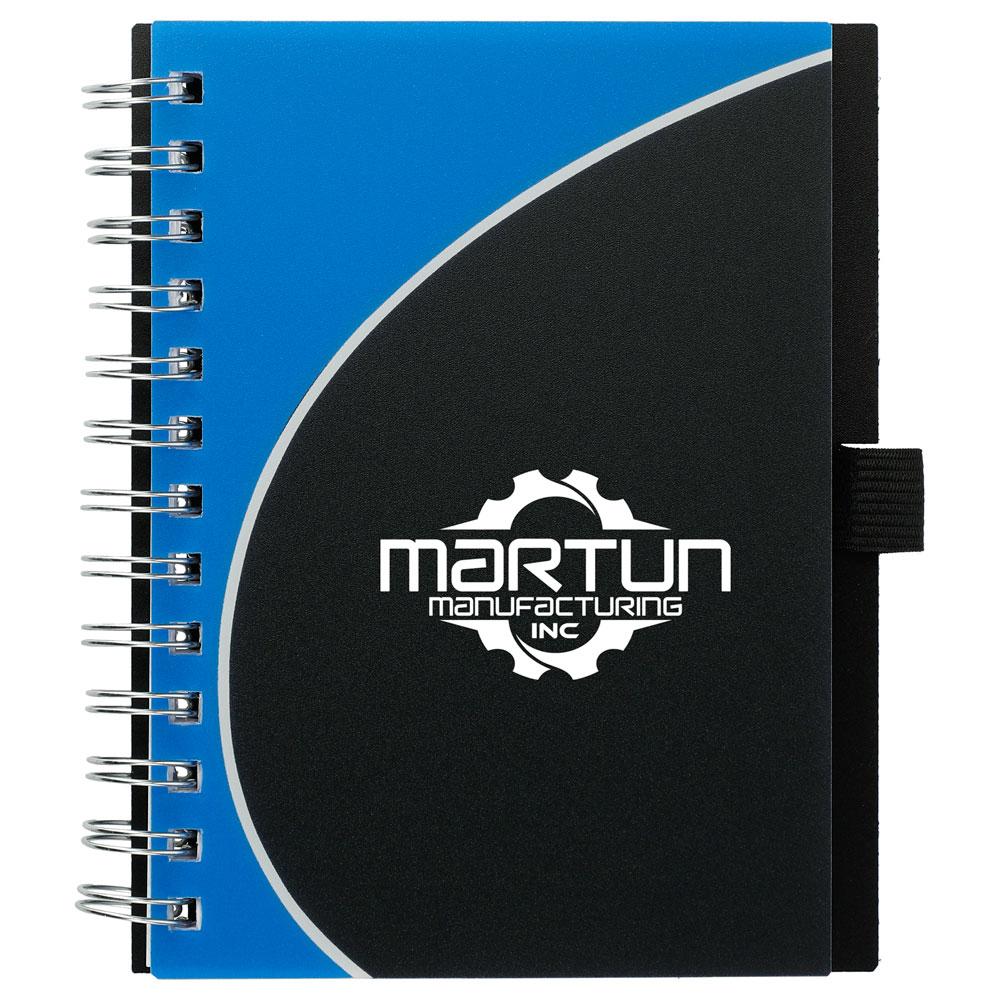 "5.5"" x 7"" Lunar Spiral JournalBook®"