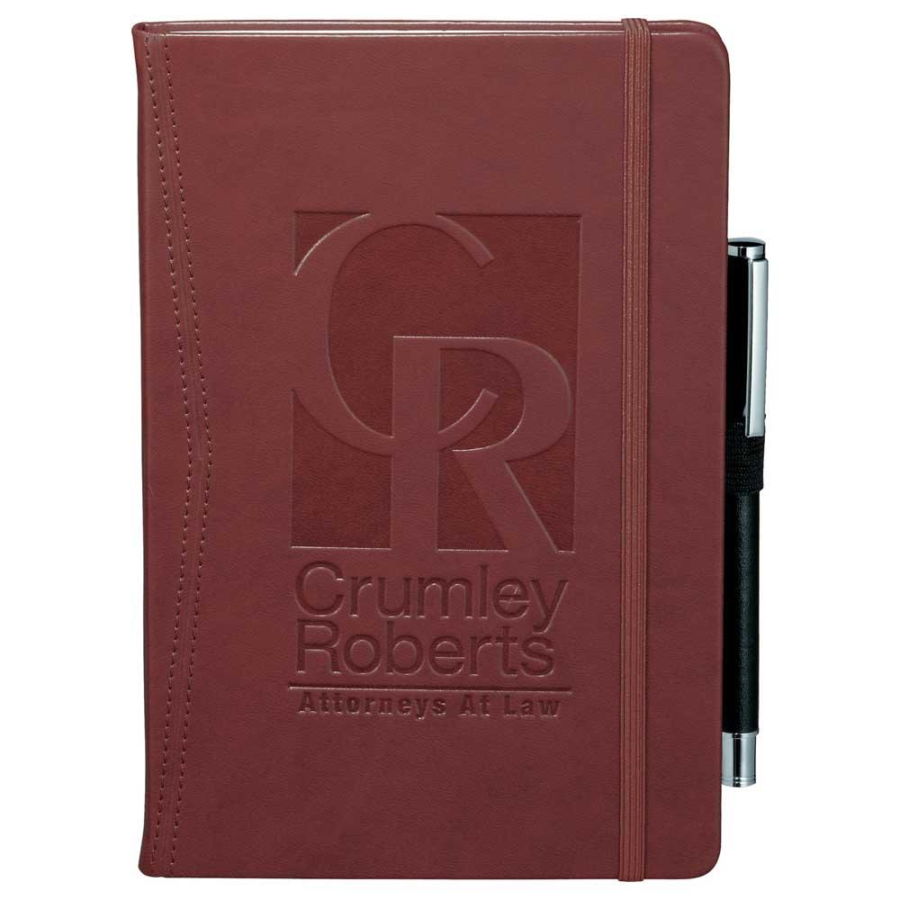 "5.75"" x 8.5"" Pedova™ Pocket Bound JournalBook®"