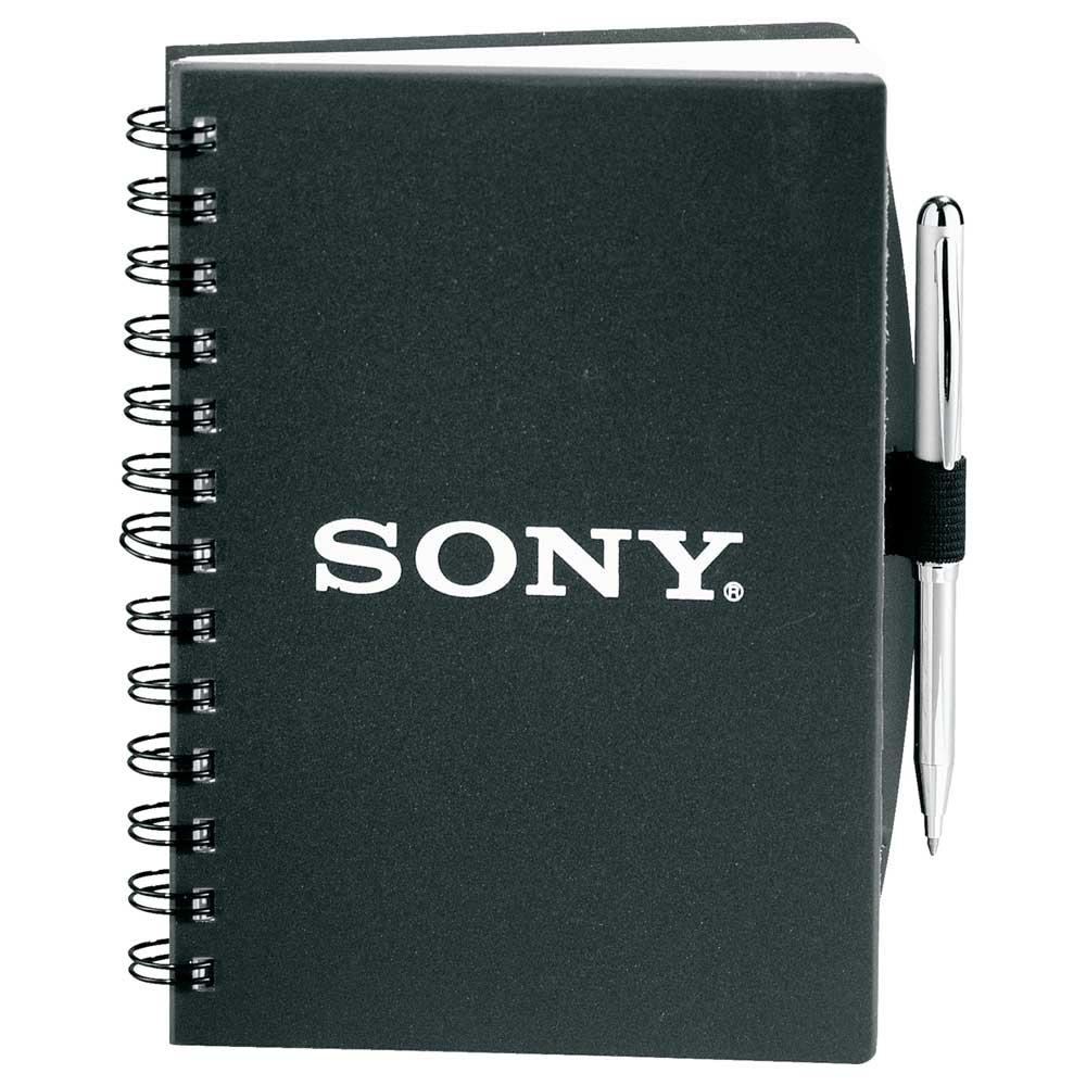 """5.5"""" x 7"""" Spectra Spiral JournalBook®"""