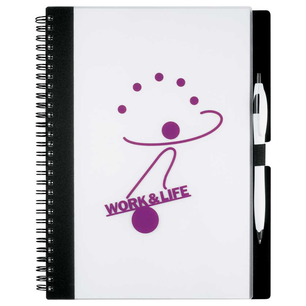 """7.75"""" x 10"""" Essence Large Spiral JournalBook®"""