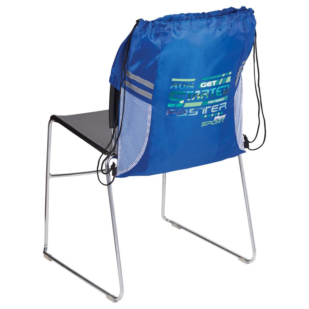 BackSac Sporty Drawstring Chair Cover