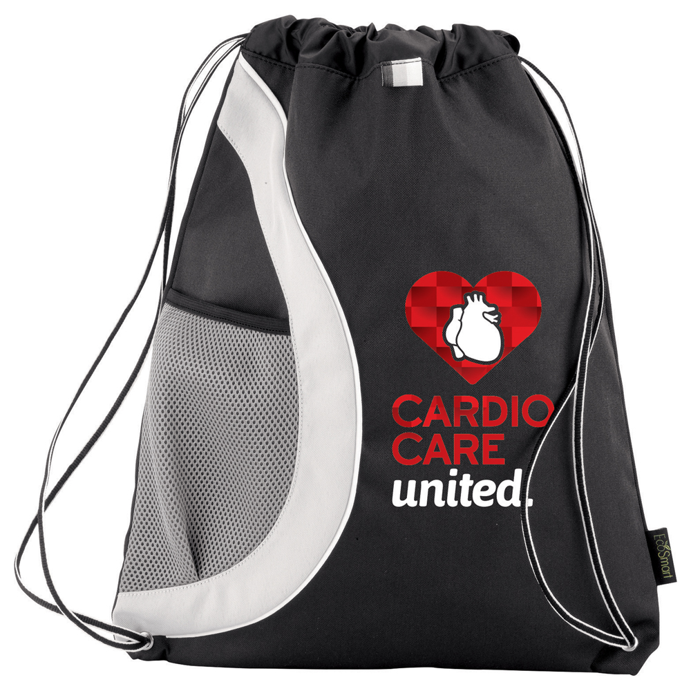 Arches Recycled PET Drawstring Sportspack