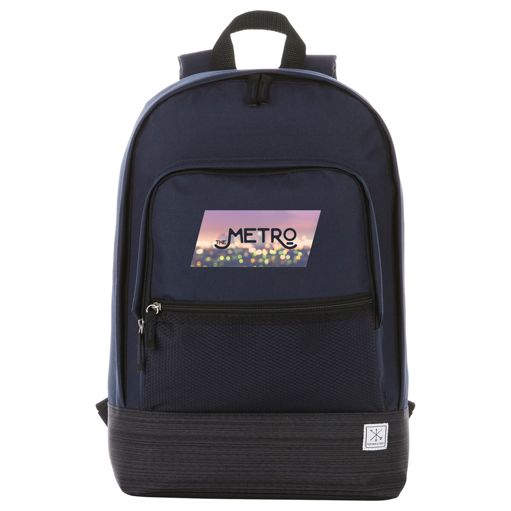 """Merchant & Craft Chase 15"""" Computer Backpack"""