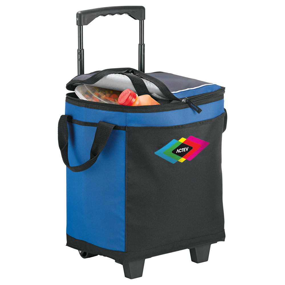 California Innovations® 32 Can Wheeled Cooler