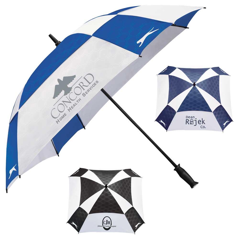 "60"" Slazenger™ Cube Golf Umbrella"
