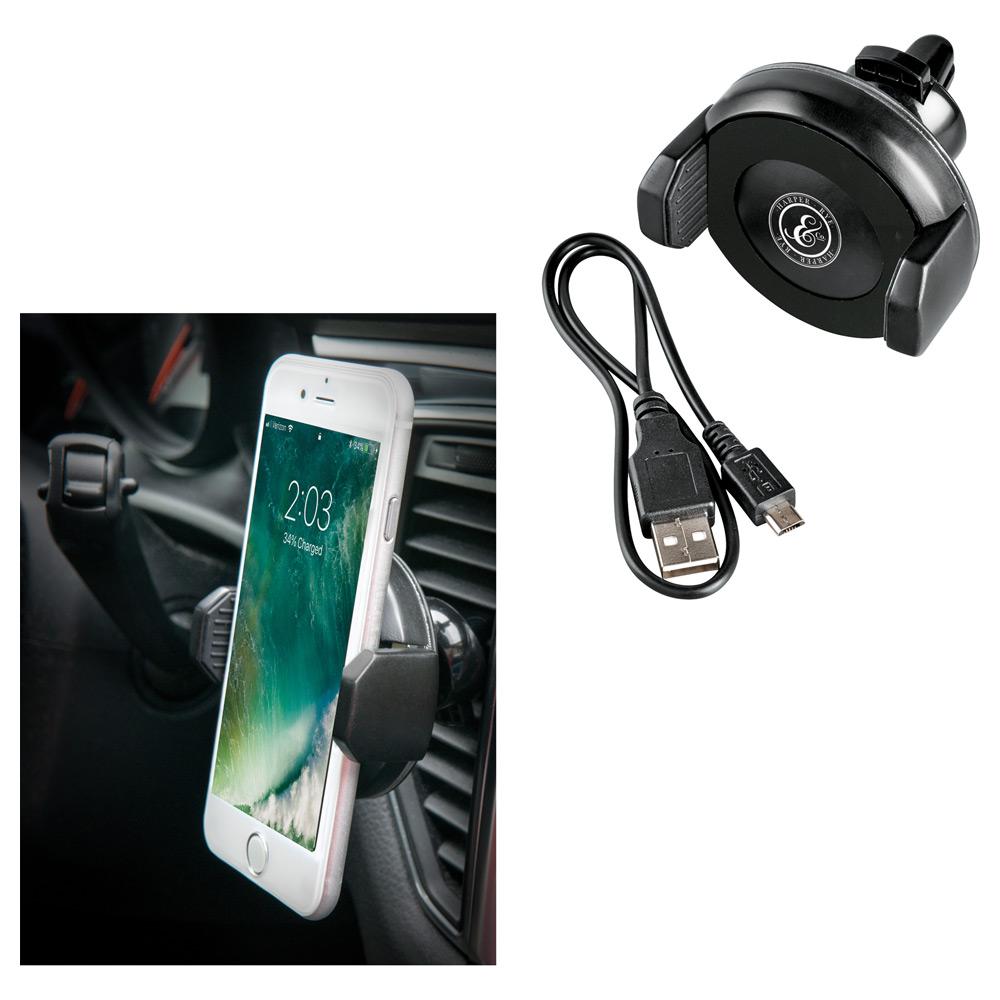 Stir Wireless Charging Phone Mount