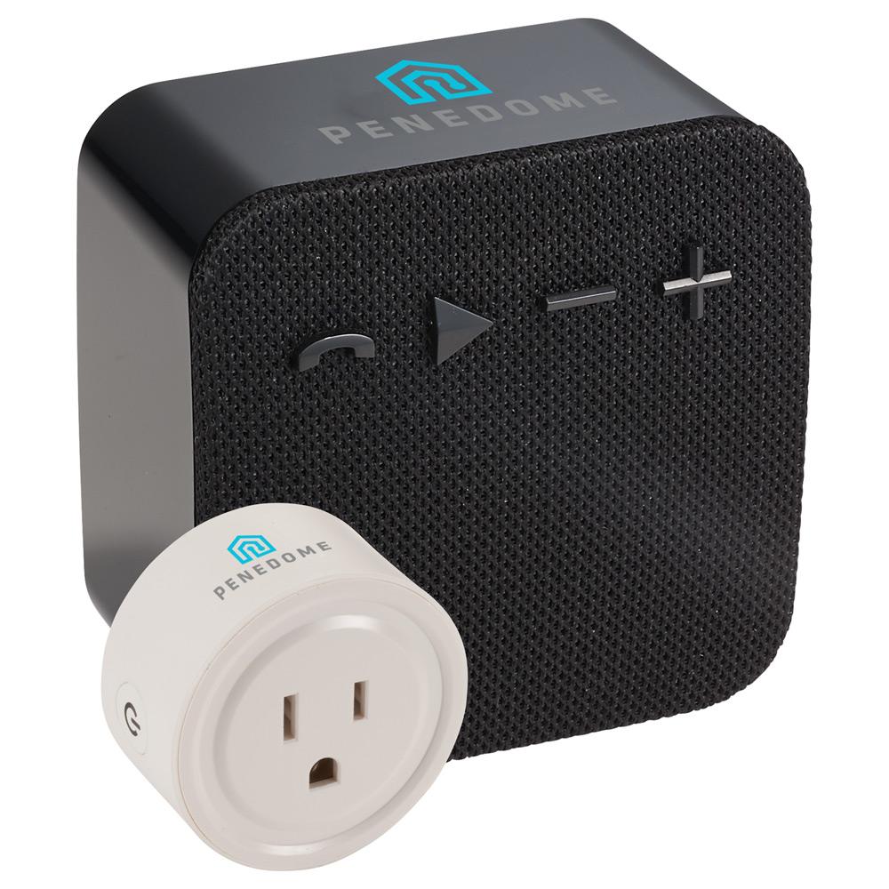 Wifi Smart Plug and Alexa Speaker Kit