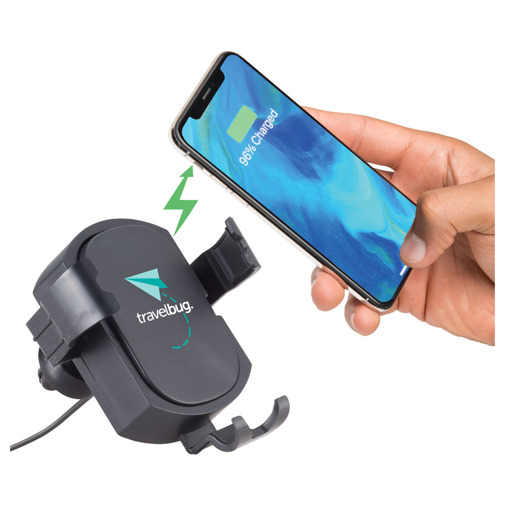 Prim Detachable Wireless Phone Mount