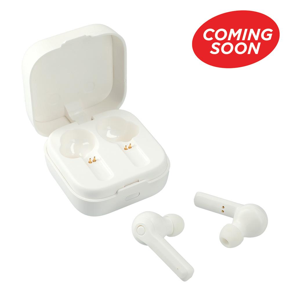 TWS Auto Pair Earbuds & Wireless Pad Power Case