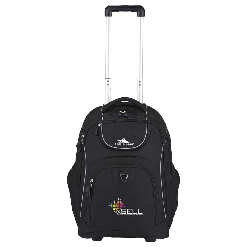 High Sierra® Powerglide Wheeled Computer Backpack