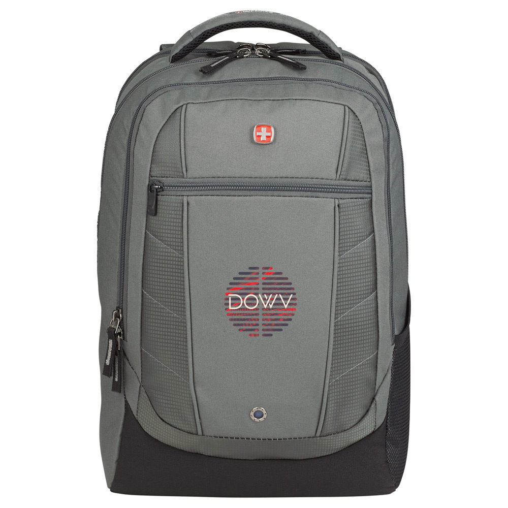 "Wenger Pro Check 17"" Computer Backpack"