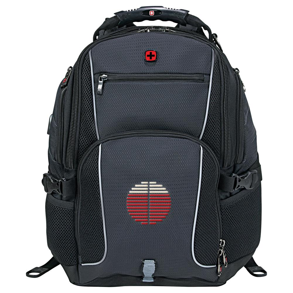 """Wenger Pro II 17"""" Computer Backpack"""