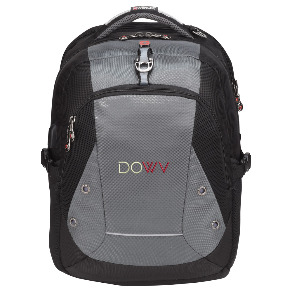 "Wenger Outlook 17"" Computer Backpack"