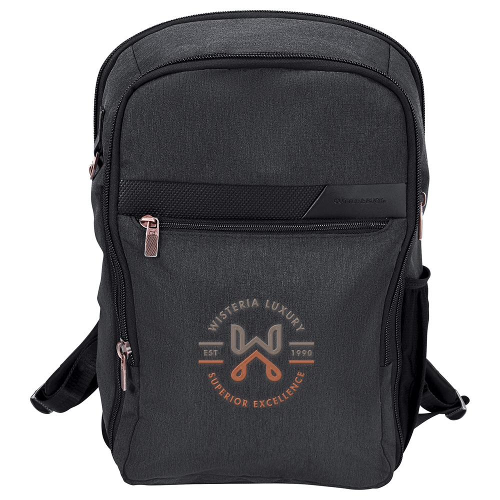 "Cutter & Buck Slim 15"" Computer Backpack"