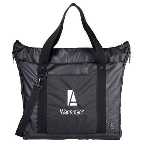 "elleven™ 15"" Computer Travel Tote with Garment Bag"