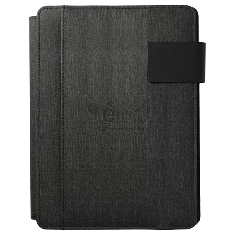 Titus 5000 mAh Wireless Charging Journal
