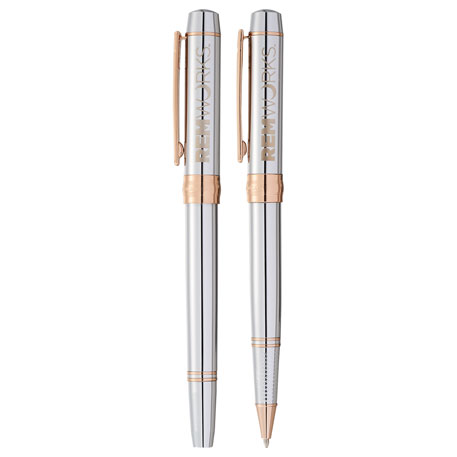 Cutter & Buck® Beacon Pen Set