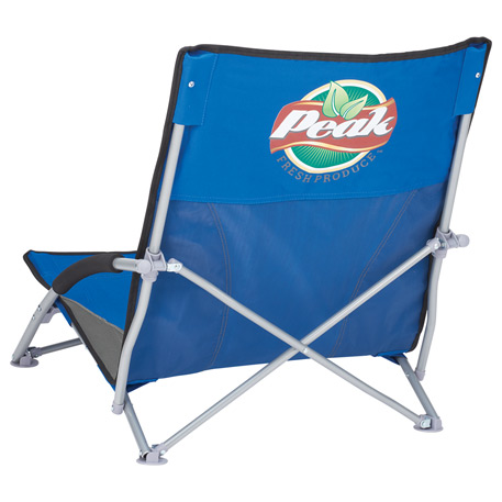 Low Sling Beach Chair (300lb Capacity)