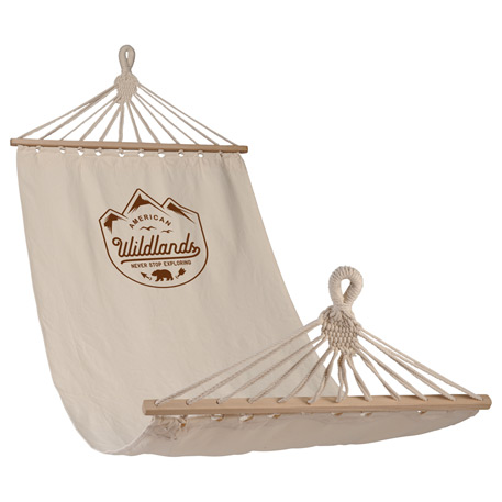 Natural Hammock (220lb Capacity)