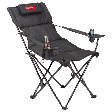 Premium Padded Reclining Chair (400lb Capacity)