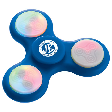 Light Up Spin-It Widget™