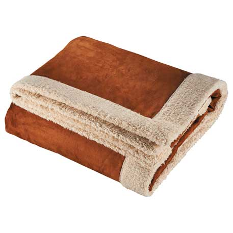 Appalachian Sherpa Blanket