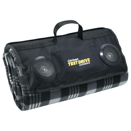 Picnic Speaker Blanket