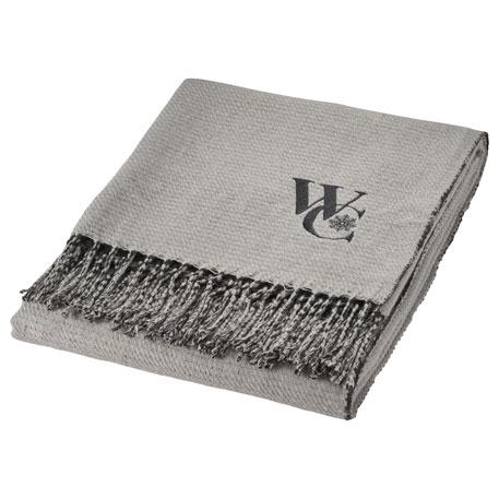 Kanata Classic Reversible Throw Blanket